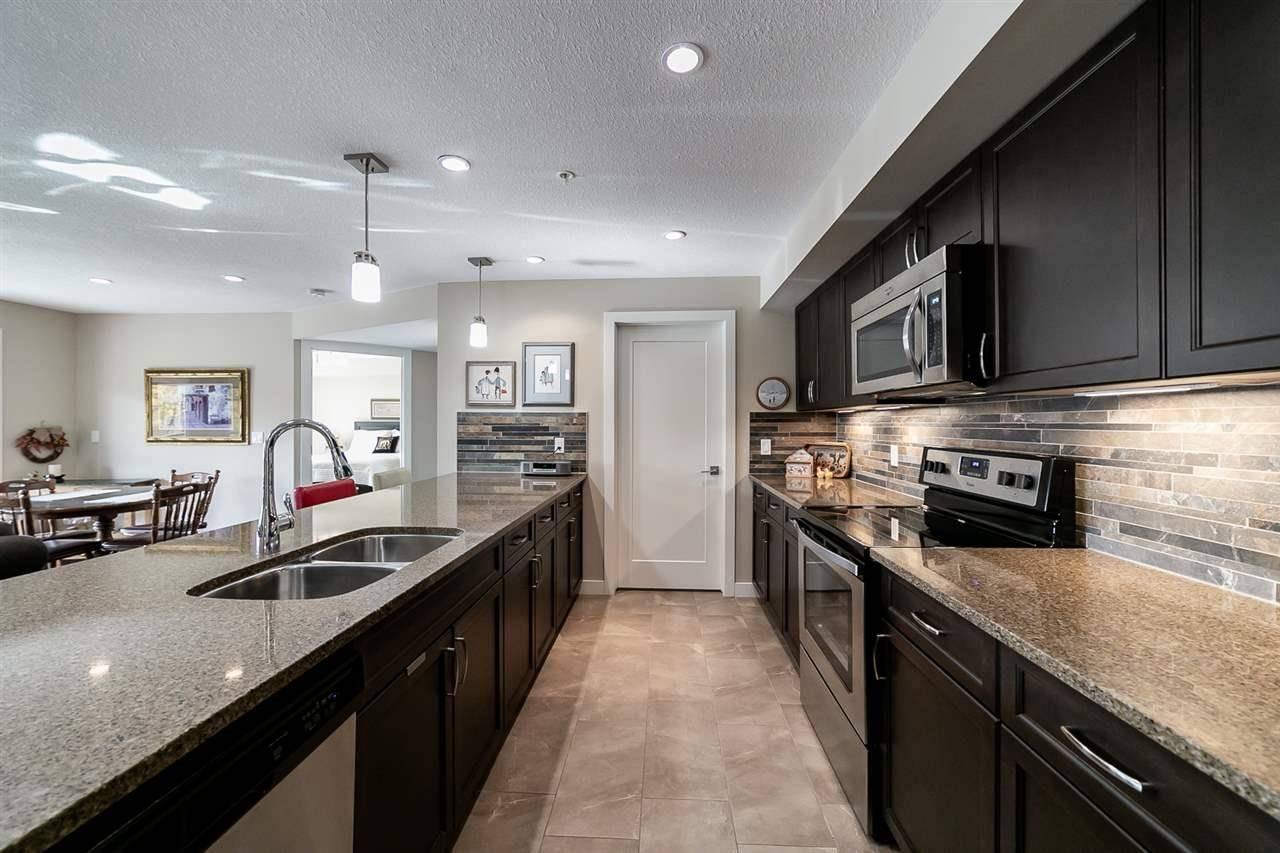 Condo for sale at 5029 Edgemont Blvd Nw Unit 205 Edmonton Alberta - MLS: E4183013