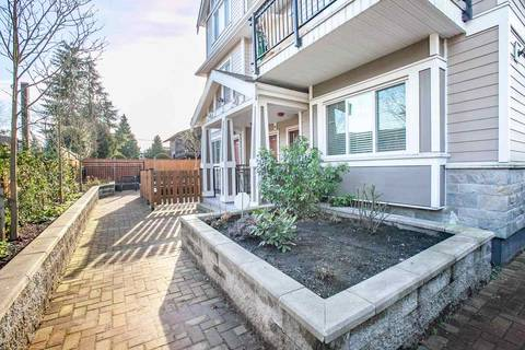 Townhouse for sale at 528 Sperling Ave Unit 205 Burnaby British Columbia - MLS: R2333287