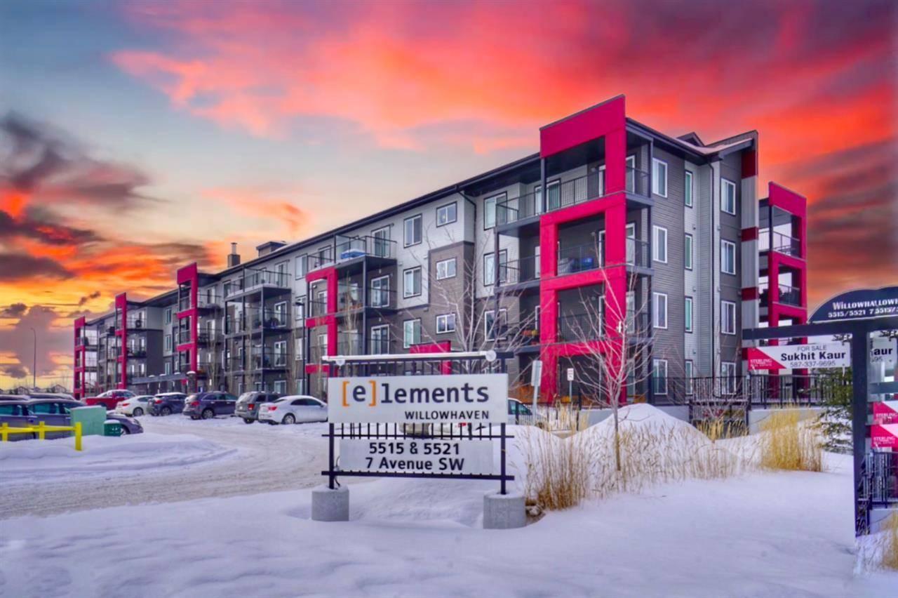 Condo for sale at 5521 7 Ave Sw Unit 205 Edmonton Alberta - MLS: E4187577
