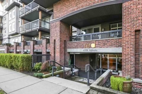 Condo for sale at 6033 Katsura St Unit 205 Richmond British Columbia - MLS: R2432299