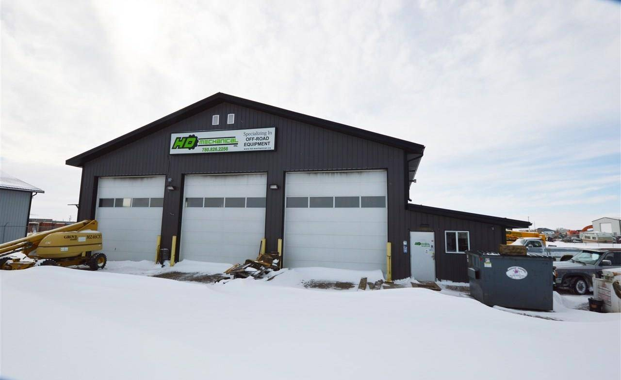 Commercial property for lease at 61501 41 Hy Apartment 205 Rural Bonnyville M.d. Alberta - MLS: E4192982