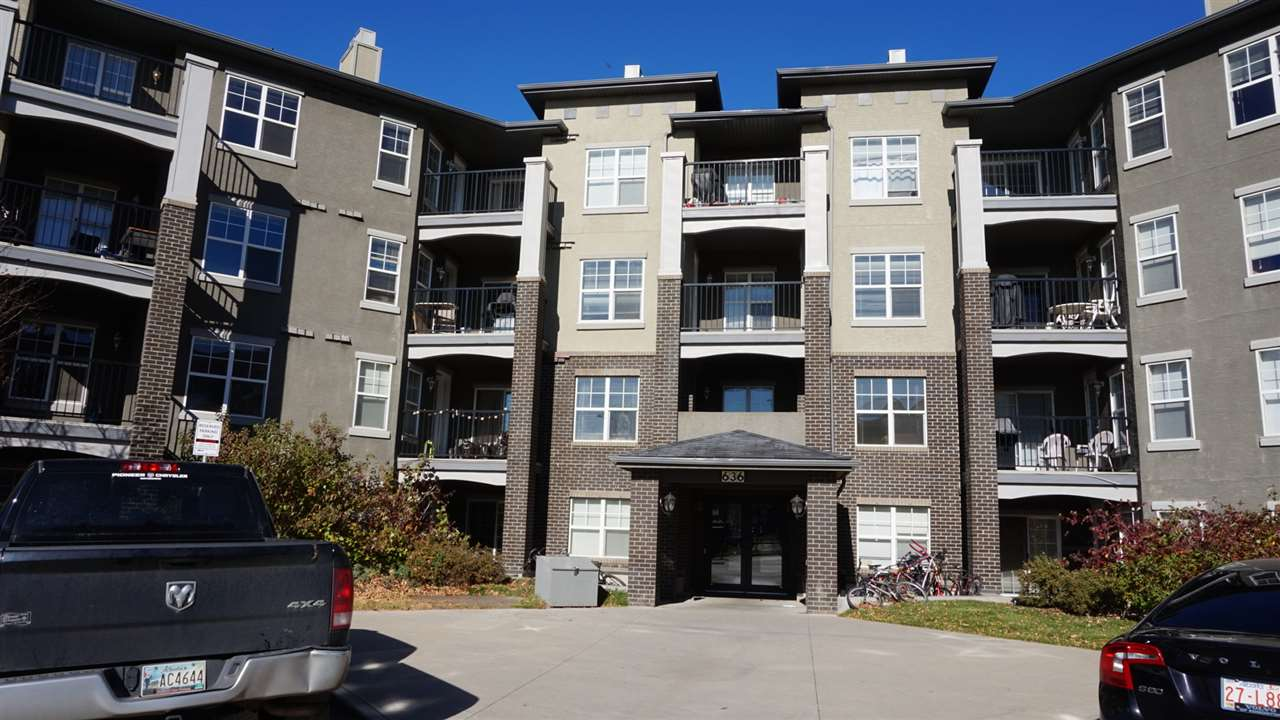 For Sale: 205 - 636 Mcallister Loop, Edmonton, AB | 2 Bed, 2 Bath Condo for $164,900. See 13 photos!