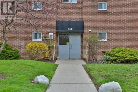 Condo for sale at 648 Grey St Unit 205 Brantford Ontario - MLS: 30732117