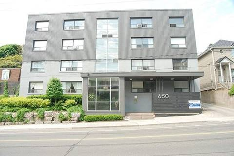 Townhouse for rent at 650 Woodbine Ave Unit 205 Toronto Ontario - MLS: E4650555