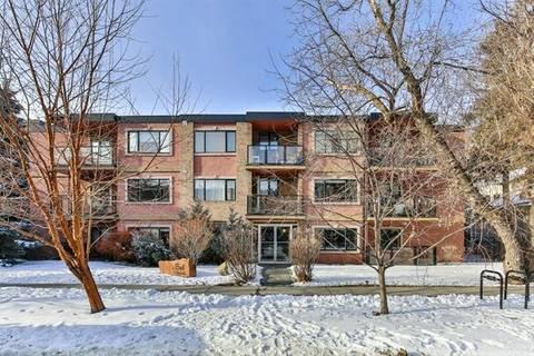 Condo for sale at 716 3 Ave Northwest Unit 205 Calgary Alberta - MLS: C4286114