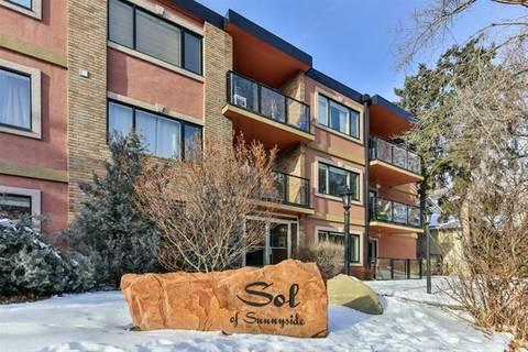 Condo for sale at 716 3 Ave Northwest Unit 205 Calgary Alberta - MLS: C4294971