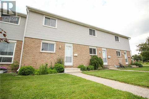 Townhouse for sale at 75 Carlyle Dr Unit 205 London Ontario - MLS: 203911
