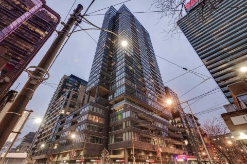 Apartment for rent at 8 Charlotte St Unit 205 Toronto Ontario - MLS: C5057211