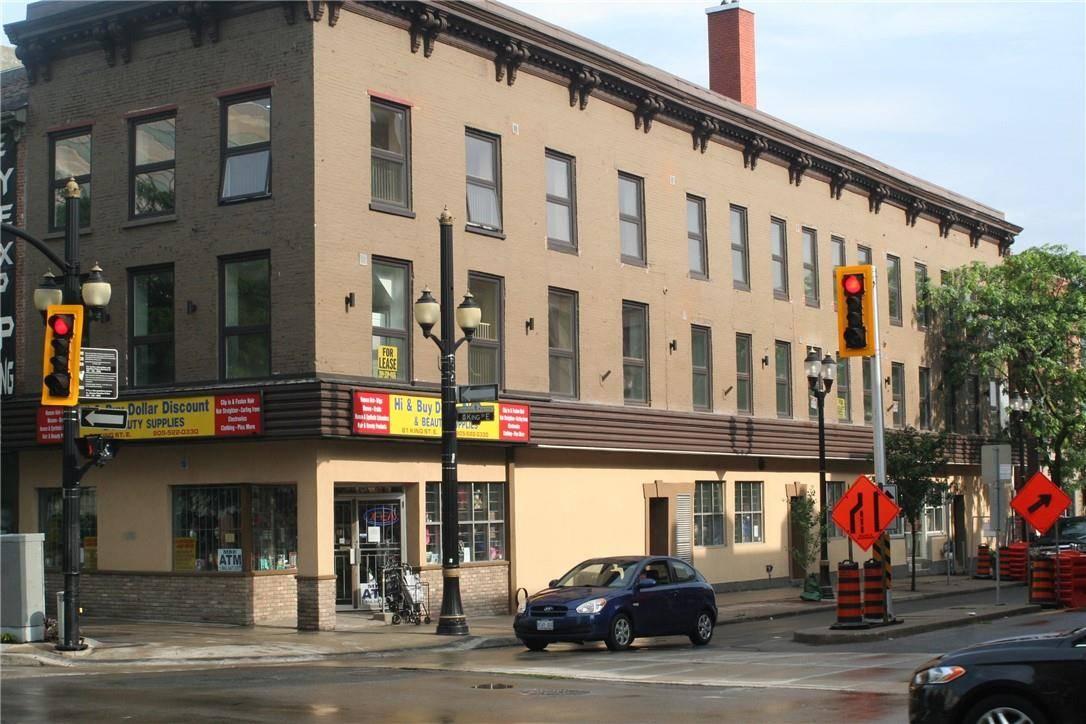 Buliding: 81 King Street East, Hamilton, ON