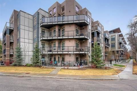 Condo for sale at 823 5 Ave Northwest Unit 205 Calgary Alberta - MLS: C4295484