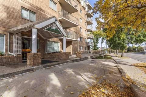 Condo for sale at 8728 Gateway Blvd Nw Unit 205 Edmonton Alberta - MLS: E4159069