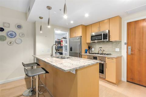 Condo for sale at 88 1st Ave W Unit 205 Vancouver British Columbia - MLS: R2380349