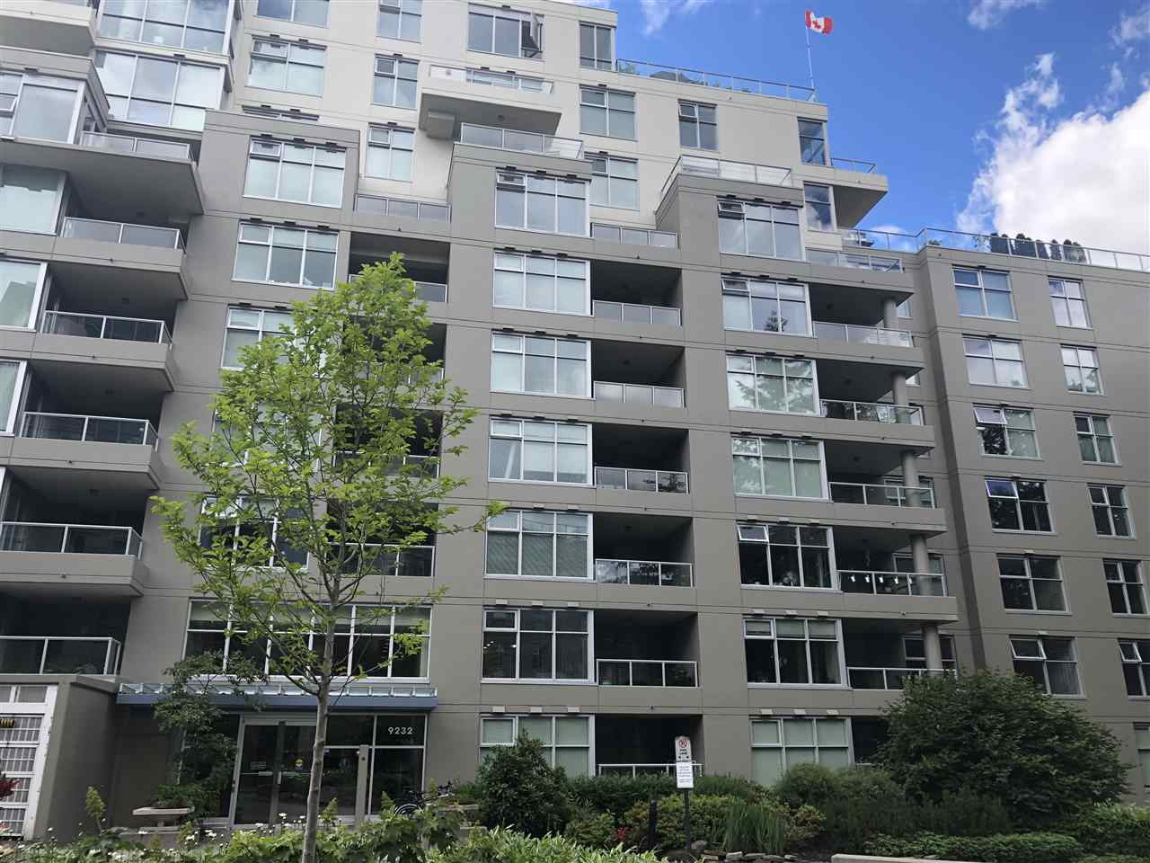 Sold: 205 - 9232 University Crescent, Burnaby, BC