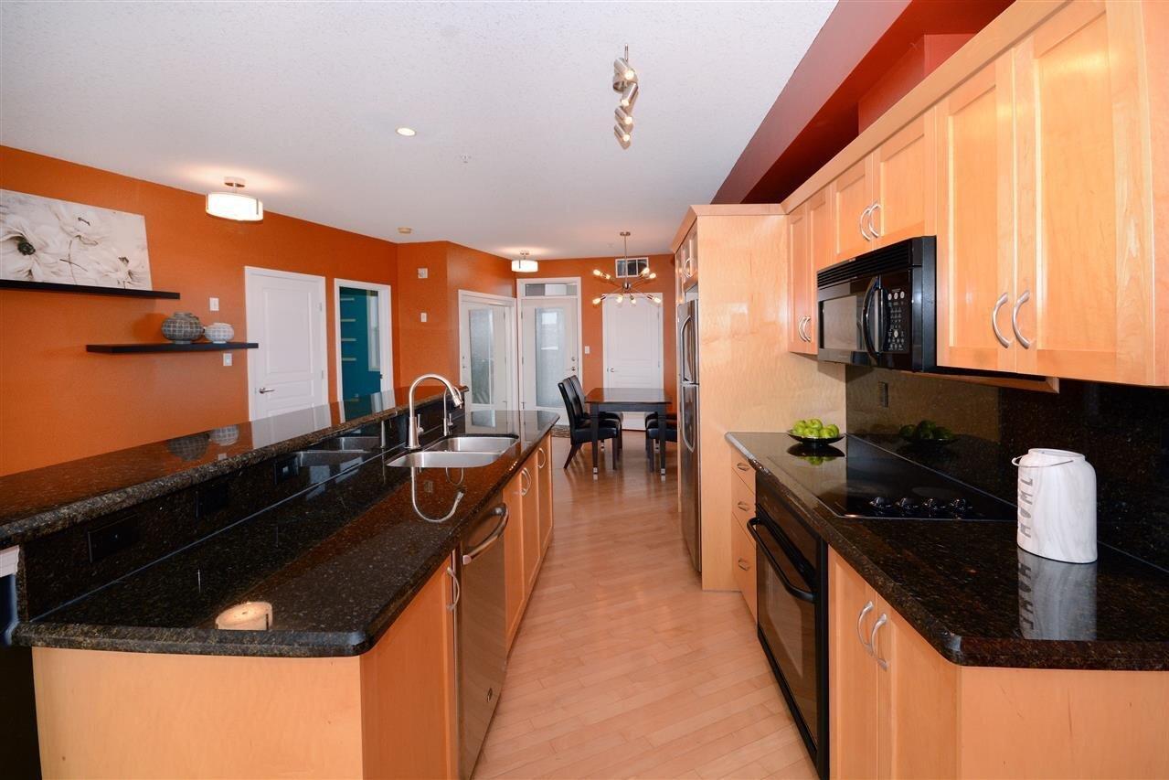 Condo for sale at 9503 101 Av NW Unit 205 Edmonton Alberta - MLS: E4225420