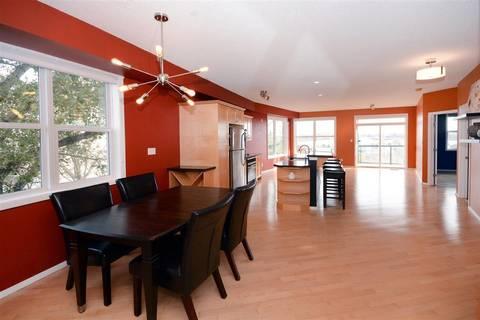 Condo for sale at 9503 101 Ave Nw Unit 205 Edmonton Alberta - MLS: E4132713