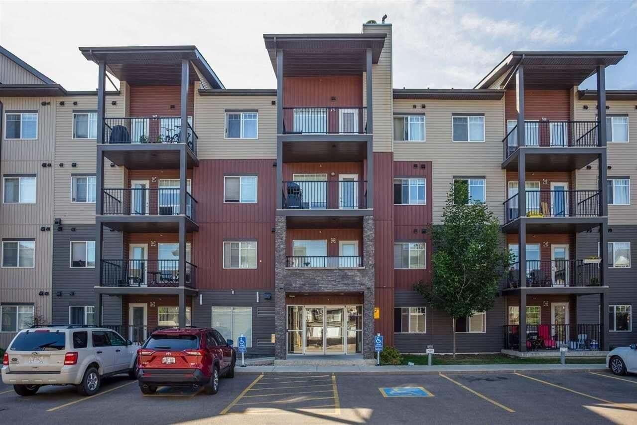 Condo for sale at 9523 160 Av NW Unit 205 Edmonton Alberta - MLS: E4211193
