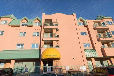 Condo for sale at 9919 99 Ave Unit 205 Grande Prairie Alberta - MLS: GP205285
