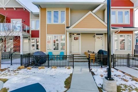 Townhouse for sale at 205 Auburn Meadows Walk/walkway Southeast Calgary Alberta - MLS: C4275113