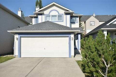 House for sale at 205 Bridlecreek Pk Southwest Calgary Alberta - MLS: C4262857