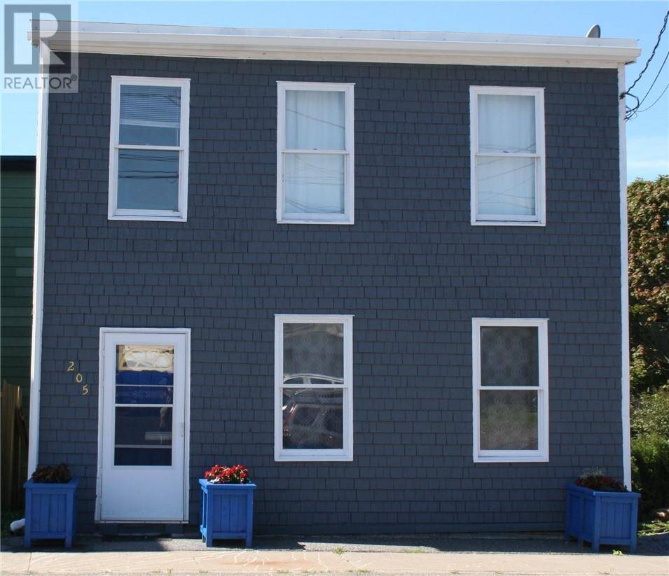 House for sale at 205 Carmarthen St Saint John New Brunswick - MLS: NB032918