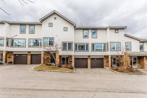 Townhouse for sale at 205 Coachway Ln Southwest Calgary Alberta - MLS: C4241773