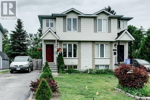House for sale at 205 Eagle Stone Ct Sudbury Ontario - MLS: 2075658