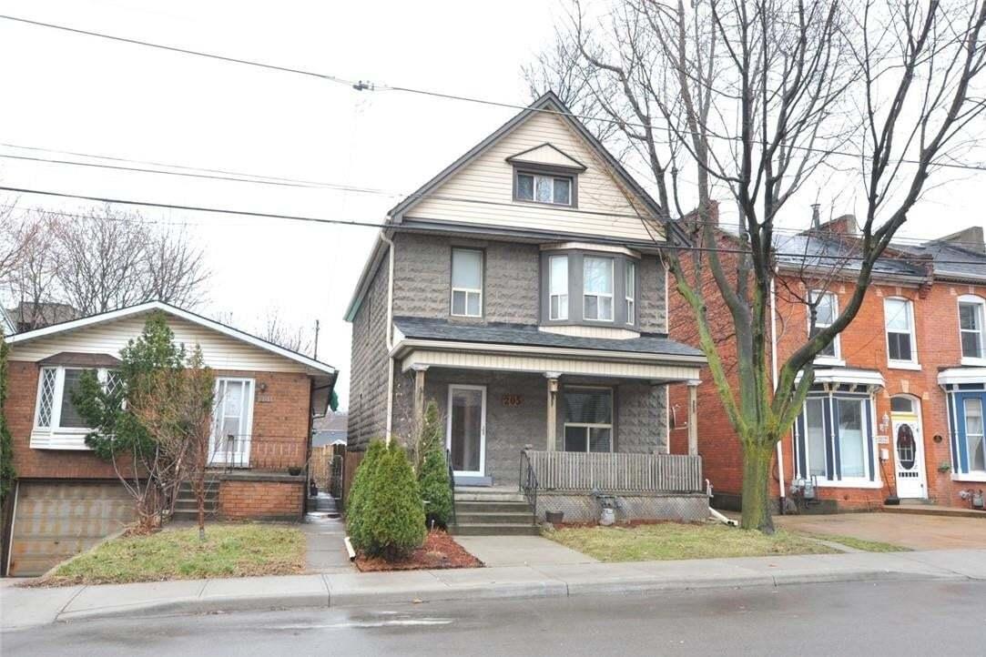 House for sale at 205 Ferguson Ave S Hamilton Ontario - MLS: H4075816