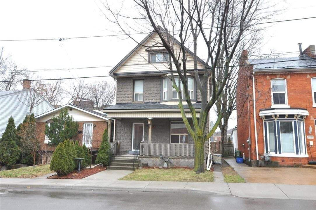 Townhouse for sale at 205 Ferguson Ave S Hamilton Ontario - MLS: H4079008