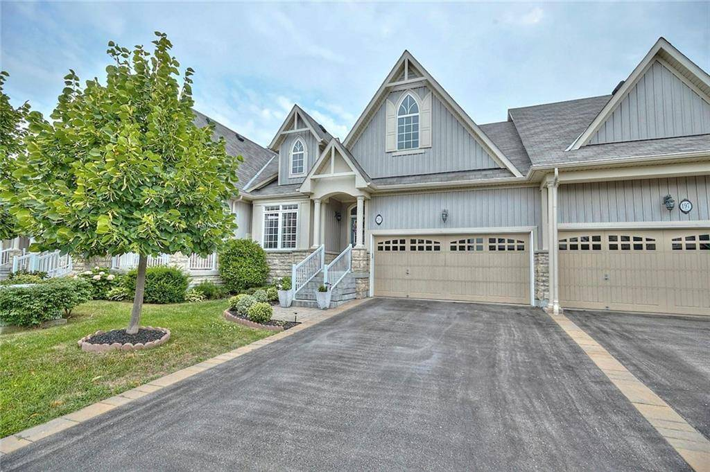 Townhouse for sale at 205 Galloway Tr Welland Ontario - MLS: 30757958