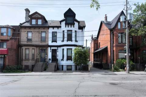 Townhouse for sale at 205 Gerrard St Toronto Ontario - MLS: C4915114