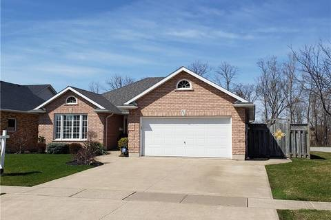 House for sale at 205 Green Pointe Dr Welland Ontario - MLS: 30716765