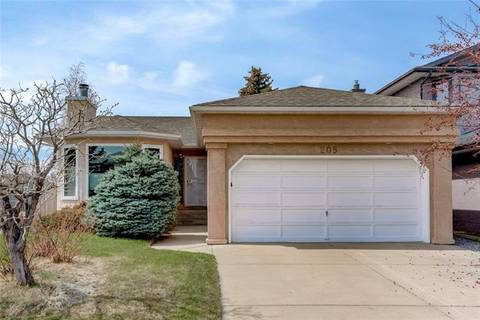 House for sale at 205 Hawkbury Cs Northwest Calgary Alberta - MLS: C4244607