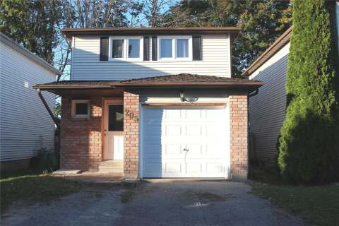 House for sale at 205 Hickling Tr Barrie Ontario - MLS: S4916769