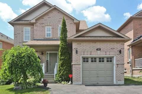 House for sale at 205 Huntington Cres Clarington Ontario - MLS: E4817632