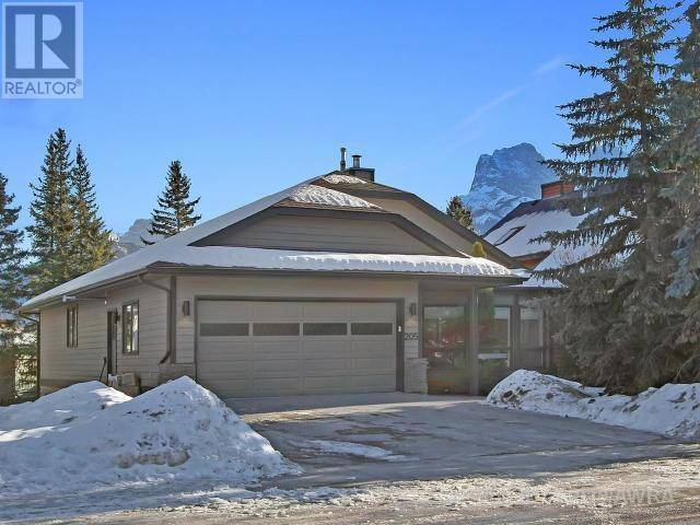 House for sale at 205 Lady Macdonald Dr Canmore Alberta - MLS: 51919