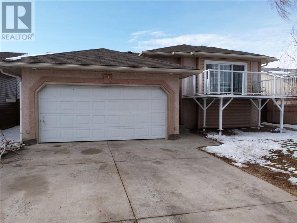 House for sale at 205 Mt Alderson Cres W Lethbridge Alberta - MLS: ld0188360