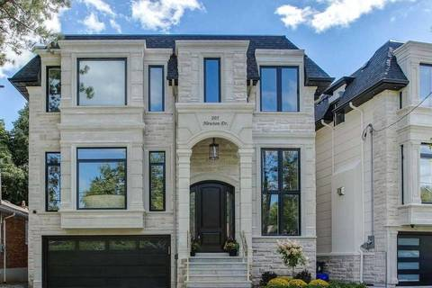 House for sale at 205 Newton Dr Toronto Ontario - MLS: C4578324