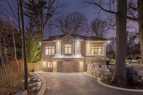 House for sale at 205 North Shore Blvd Burlington Ontario - MLS: W4403897