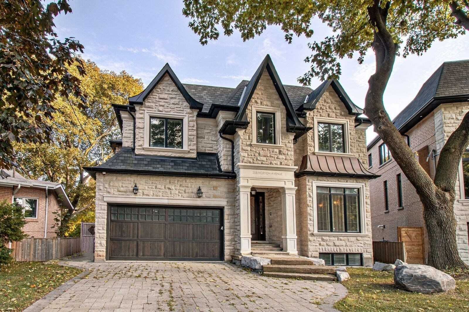 For Sale: 205 Norton Avenue, Toronto, ON   5 Bed, 7 Bath House for $3599800.00. See 1 photos!