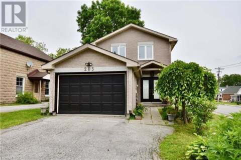 House for sale at 205 Owen St Barrie Ontario - MLS: 40025821