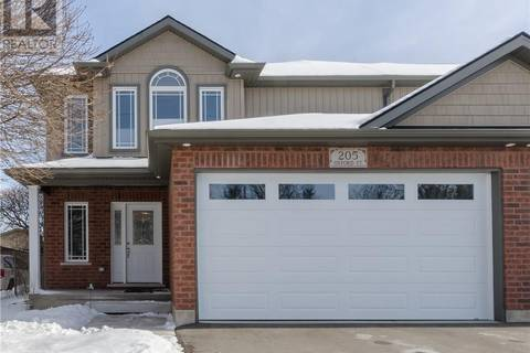Residential property for sale at 205 Oxford St Ingersoll Ontario - MLS: 179675