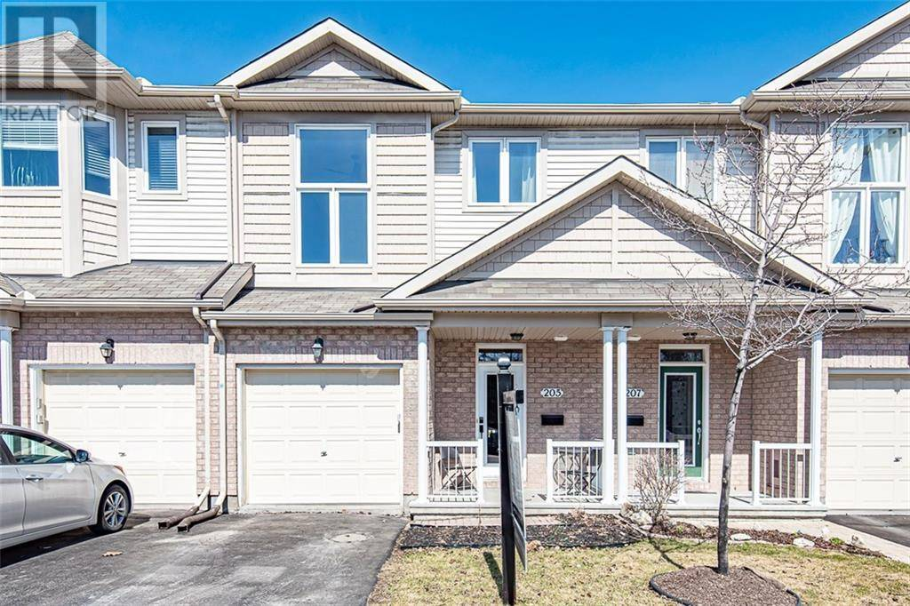 Townhouse for sale at 205 Parkrose Pt Orleans Ontario - MLS: 1187465