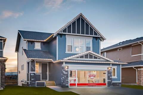House for sale at 205 Sandpiper Blvd Chestermere Alberta - MLS: C4247366