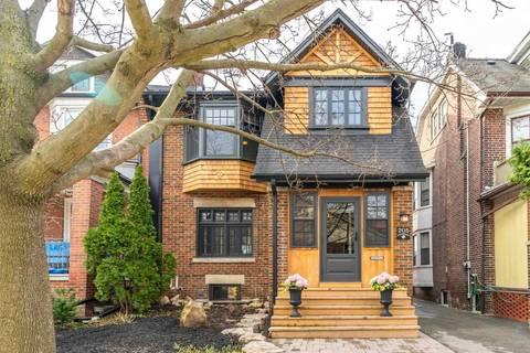 House for sale at 205 Strathmore Blvd Toronto Ontario - MLS: E4425179