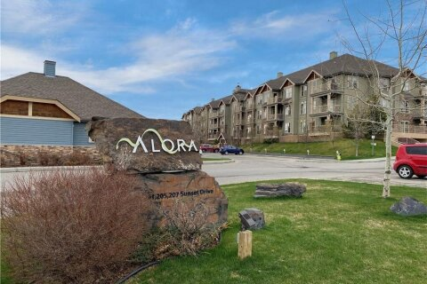 Condo for sale at 205 Sunset Dr Cochrane Alberta - MLS: C4296673