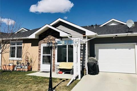 Townhouse for sale at 205 Sunvale Cres Northeast High River Alberta - MLS: C4238068