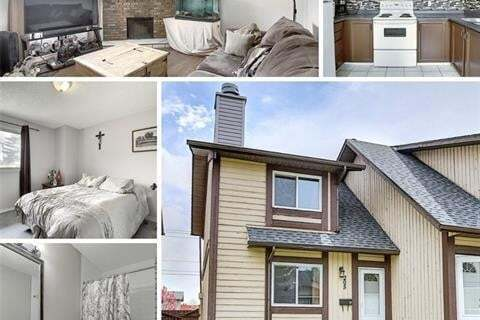 Townhouse for sale at 205 Templehill Dr Northeast Calgary Alberta - MLS: C4301020