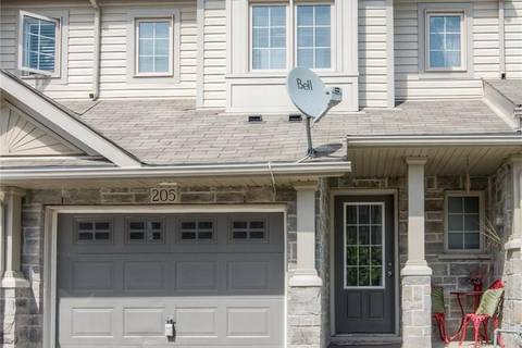 Townhouse for sale at 205 Templewood Dr Kitchener Ontario - MLS: 30751387