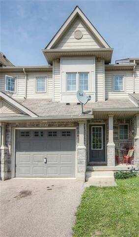 Townhouse for sale at 205 Templewood Dr Kitchener Ontario - MLS: X4536323