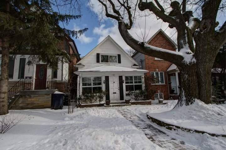 House for rent at 205 Wychwood Ave Toronto Ontario - MLS: C4518915